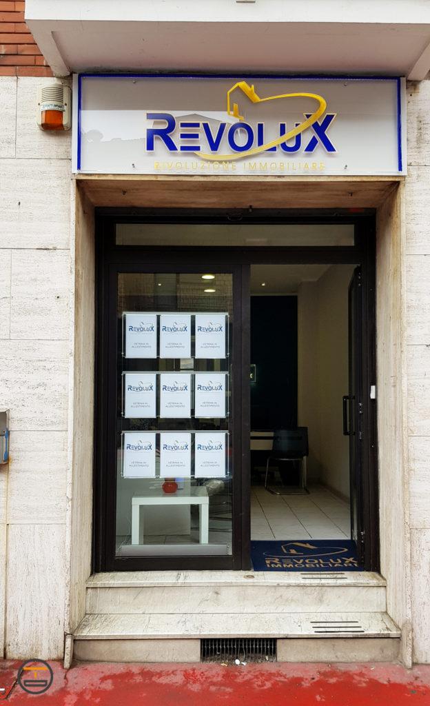 Revolux Plexiglass Agenzia Immobiliare