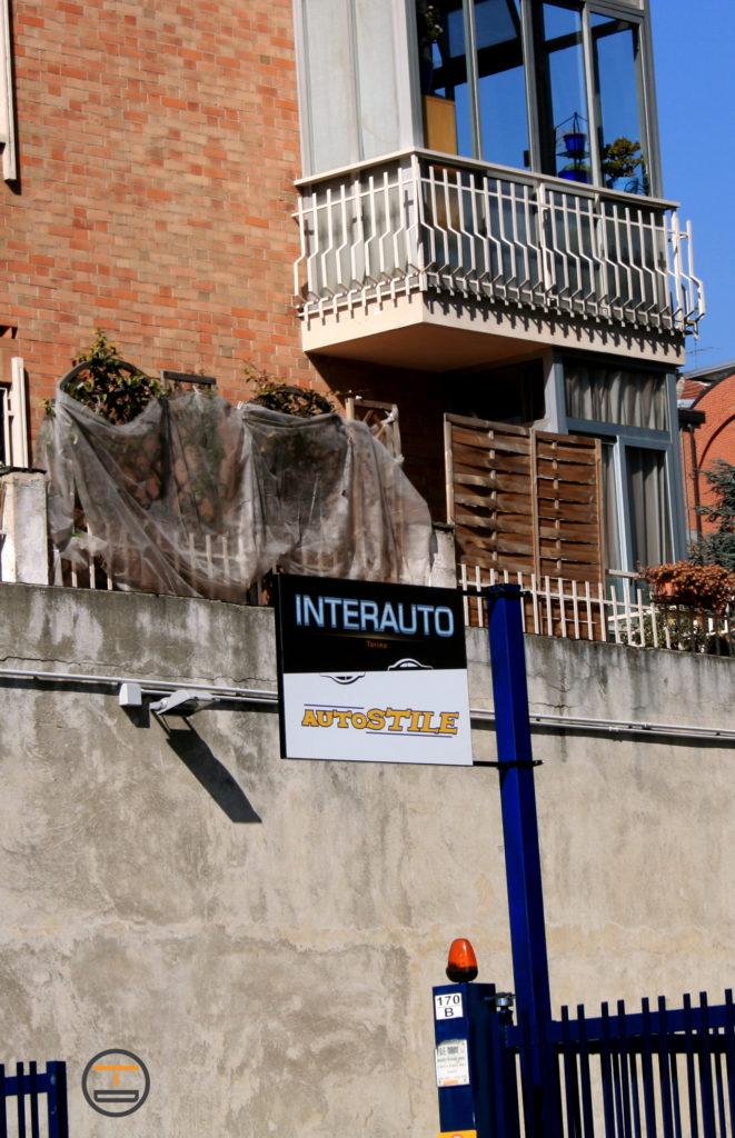 Insegna Retroilluminata a Cassone Torino