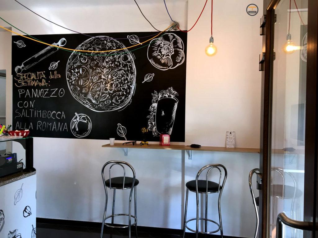 Interior Design Pizzeria